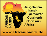 Onlineshop Handmade by African Hands